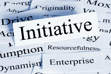 Leadership and the Law of Initiative