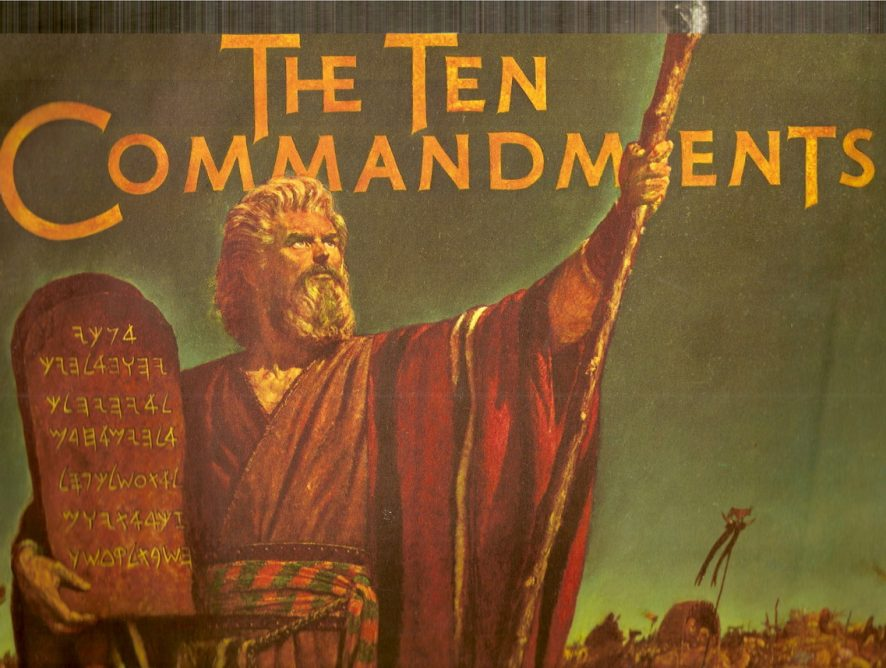 The 10 Commandments of Business