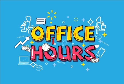 Are Office Hours Even a Thing Any More?