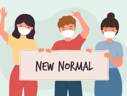 NEW NORMAL = NEW PICTURE